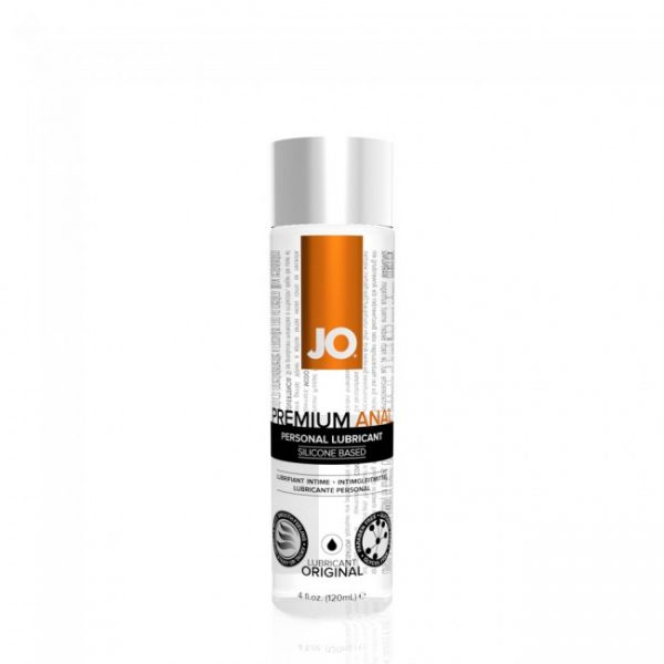 Anal Premium Silicone Lubricant 120ml