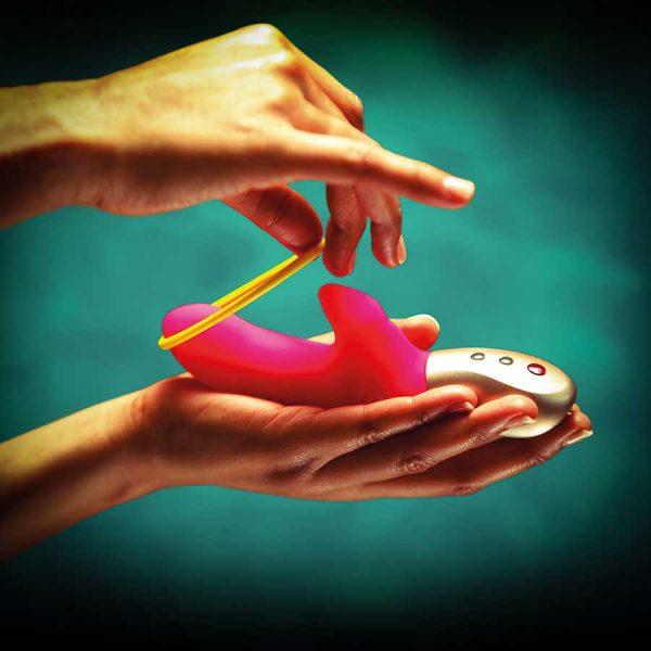 Fun Factory - Amorino Pink Rechargeable Mini Vibrator