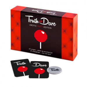 Tease & Please - Truth or Dare Erotic Party Edition