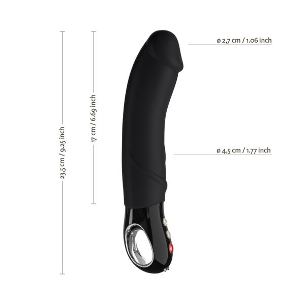 Fun Factory - Big Boss Black Line G-Spot Vibrator