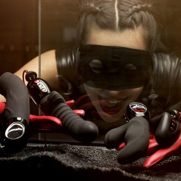 Fun Factory - Tiger Black Line Rechargeable Vibrator