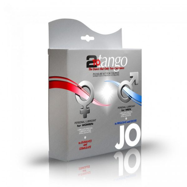 System JO - 2 to Tango Couple's Lubricant Kit 60ml x 2
