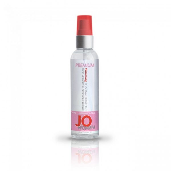 System JO - Women Warming Premium Silicone 120ml
