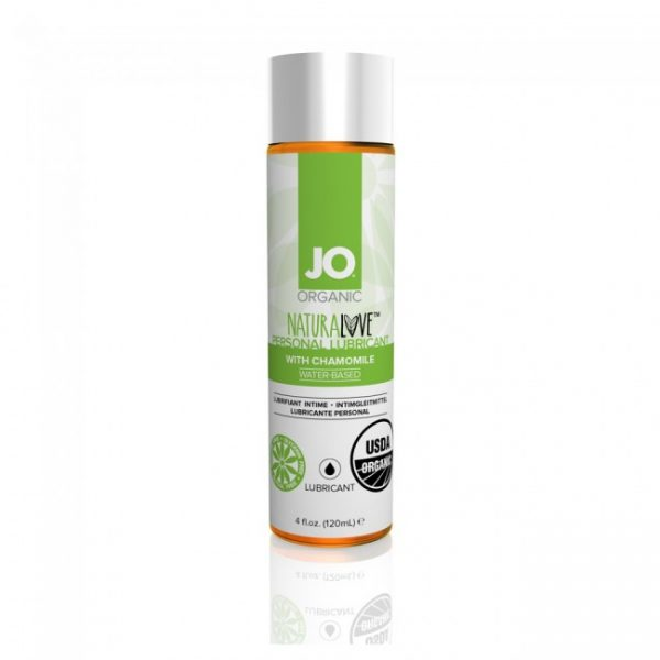 System JO - Organic Original Waterbased Lubricant 120ml