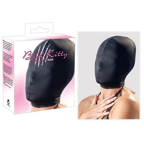 Bad Kitty - Naughty Toys Full Face Head Mask