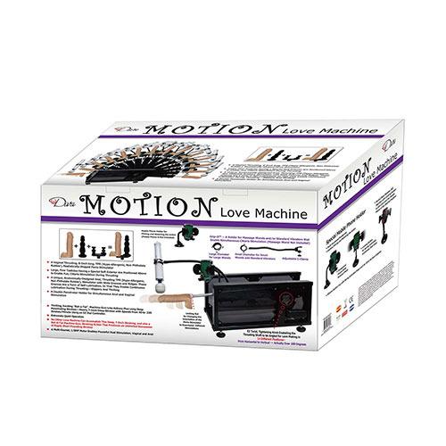 Diva - Motion Love Machine