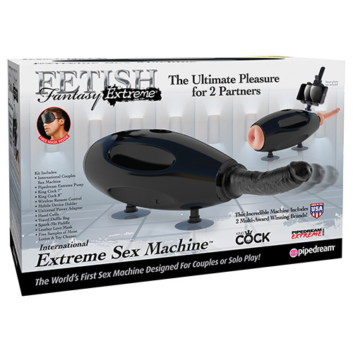 Fetish Fantasy - Extreme Sex Machine