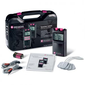 Mystim Tension Lover - Digital E-Stim TENS Unit
