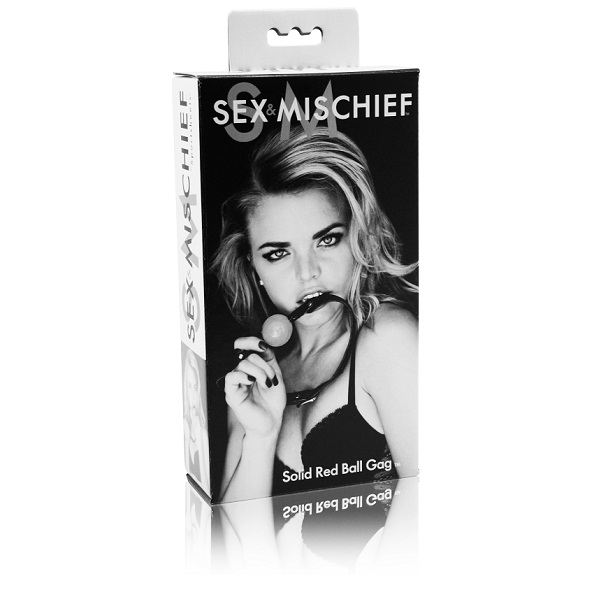 Sex & Mischief - Solid Ball Gag