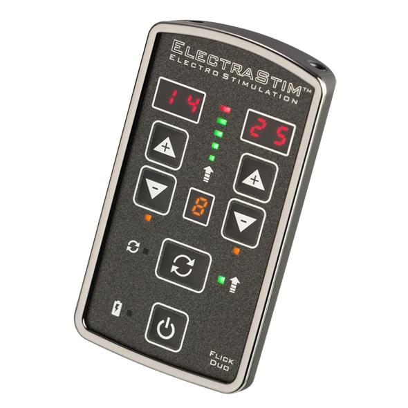 ElectraStim Flick Duo Electro-Sex Stimulator Pack