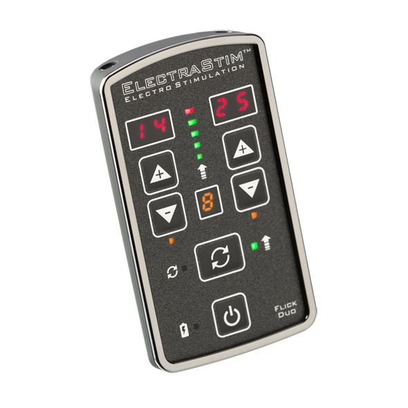 ElectraStim Flick Duo Electro-Sex Stimulator PackElectraStim Flick Duo Electro-Sex Stimulator Pack