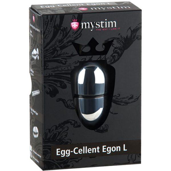 Mystim - Egg-Cellent Egon Large E-Stim Love Egg