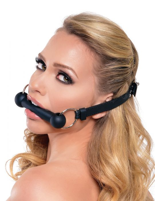 Fetish Fantasy Series - Silicone Bit Gag