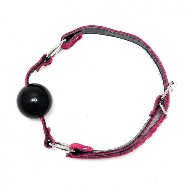 Rimba - Gag With Silicone Ball PleasureStore.ie
