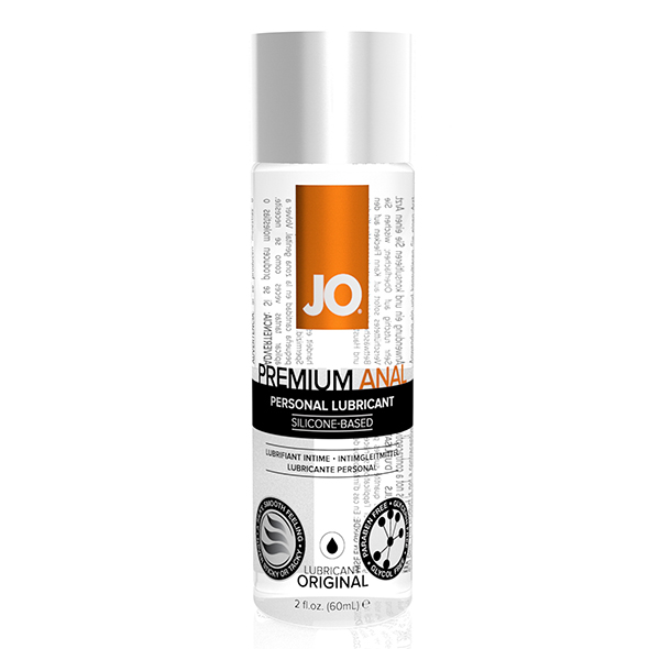 System JO Premium Anal Silicone Lubricant 60 ml