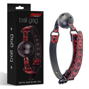 Being Fetish Red Diamond Breathable Ball Gag