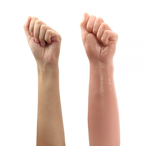 King Size Realistic Bitch Fist Dildo
