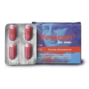 Venicon For Men Erection Stimulator (4 Tabs )