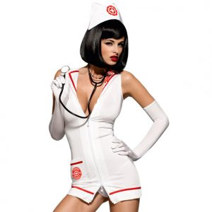 Obsessive Emergency Costume S-M